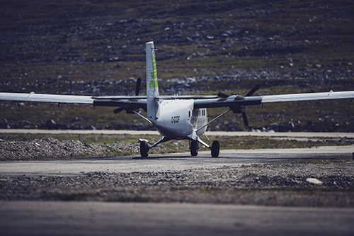 Air Borealis Twin Otter